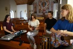 Гомельская молодёжь записала песню для конкурса «Радио Мария» - голосуем!