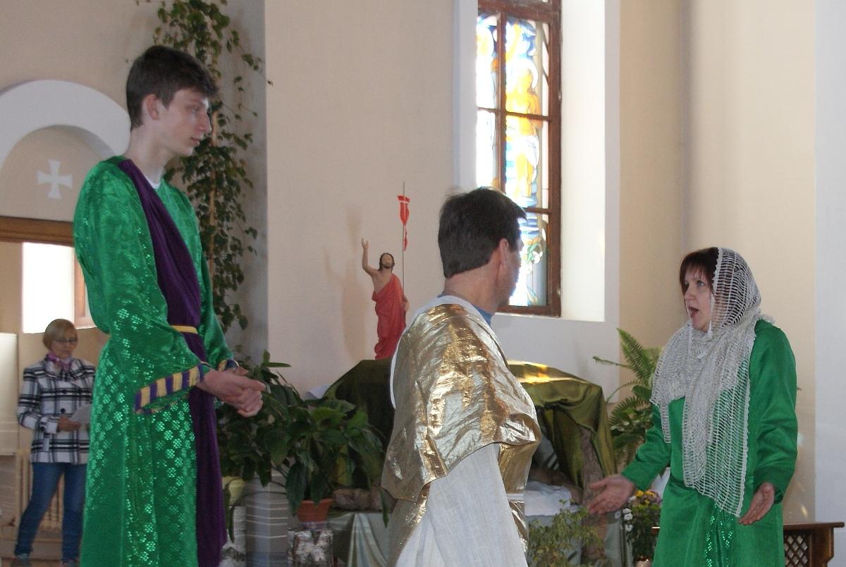 Фото: Светлогорский приход отправился с гастролями в Жлобин