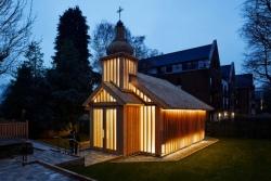 BBC снял видео о белорусской церкви в Лондоне