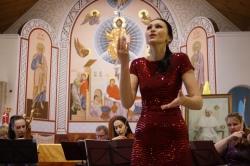 Благотворительный онлайн-концерт прошел в гомельском костеле [видео]