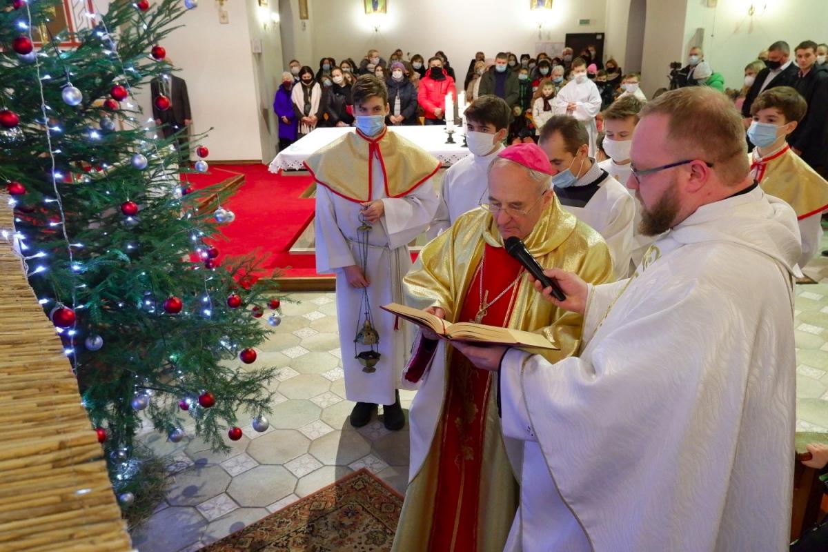 «Откроем глаза и примем правду». Бог пришел в мир - католики празднуют Рождество