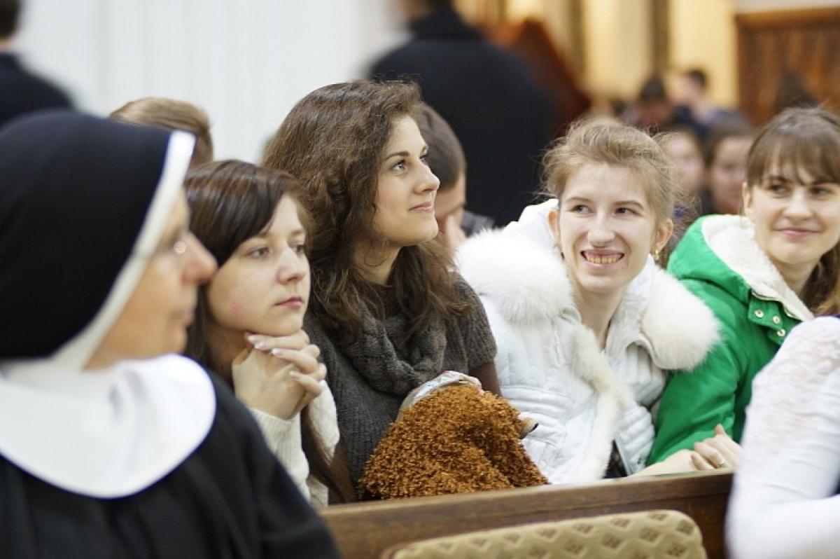 Представлена программа Общебелорусской встречи католической молодежи