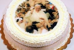 Дзень нараджэння Папы: тысячы лістоў і мільёны віншаванняў