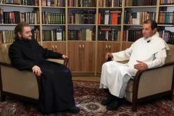 В Гомеле православный священник взял интервью у католического [видео]