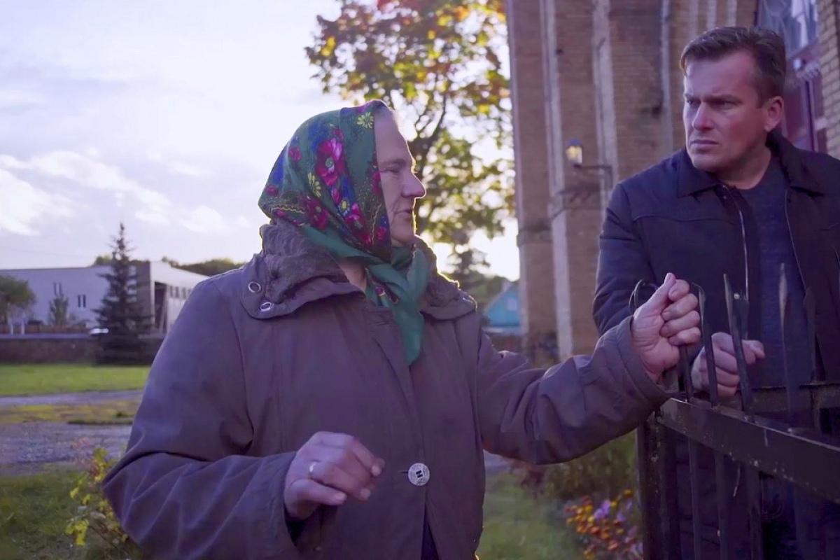 В Беларуси сняли документальный фильм «Костел на кресте» - скоро премьера