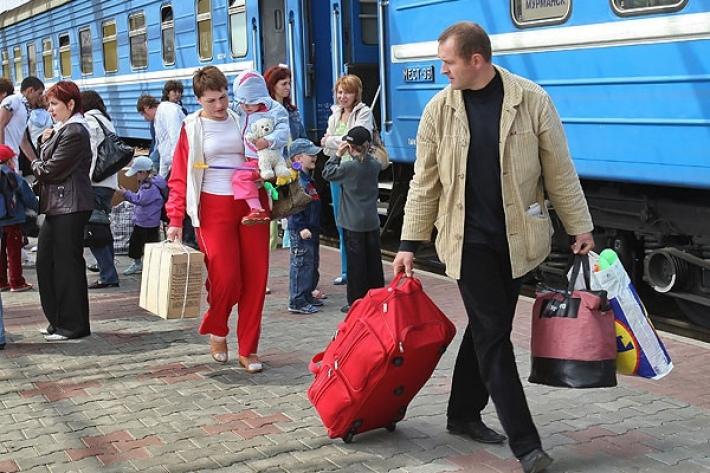 Лучше на вокзале чем с родителями