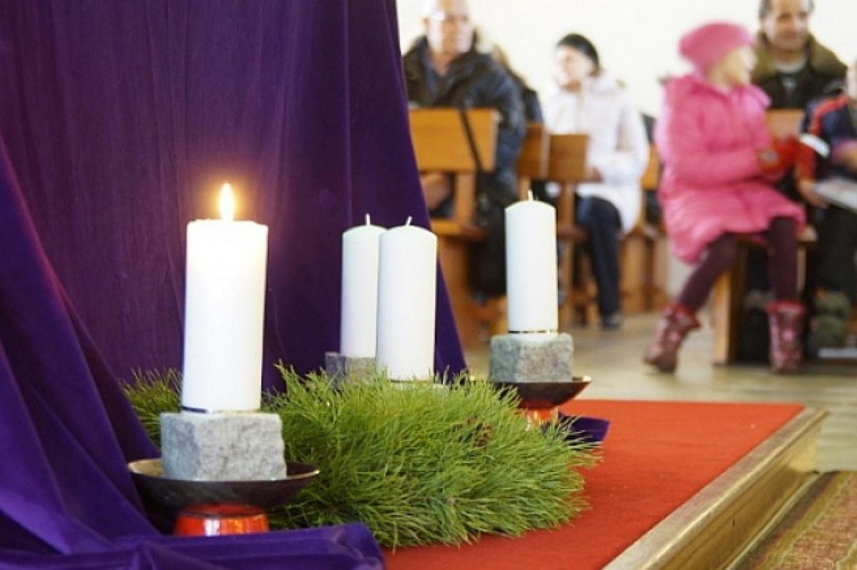 Время надежды и радости. Католики начинают Адвент