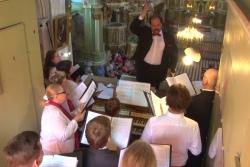 Requiem в память о кардинале: в Пинске прошел фестиваль органной музыки