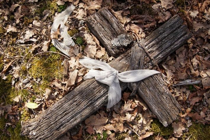 Кресты зоны. Фотопроект к годовщине катастрофы на ЧАЭС