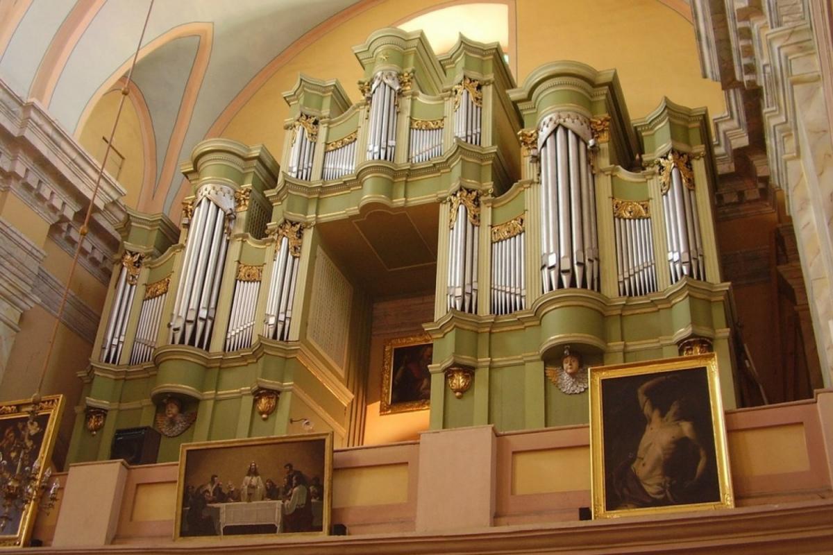 Серия бесплатных органных концертов пройдет в костелах Беларуси